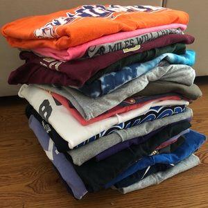 huge t-shirt bundle